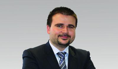 Il presidente ing. Alberto Villari
